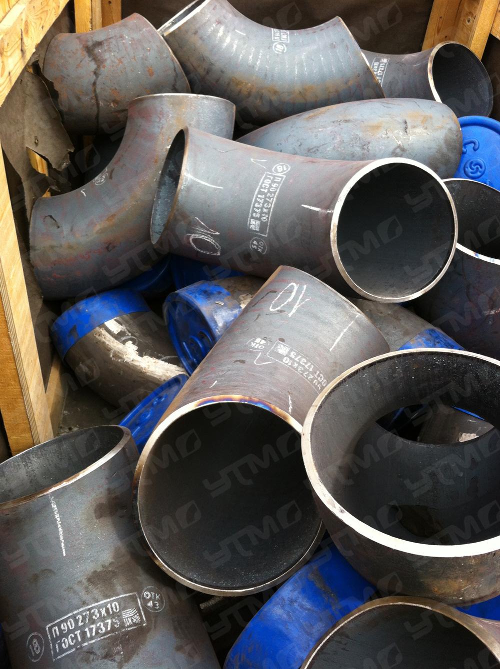 Отводы стальные гост. Размеры и вес стальных отводов | механикинфо.