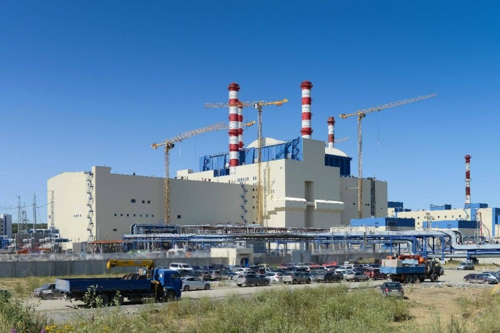 Физ.пуск реактора БН-800